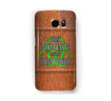 Toxic Waste = Super Powers Samsung Galaxy Case/Skin