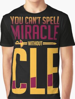 miraCLE Graphic T-Shirt