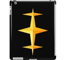 Kill La Kill - Three Star Goku Uniform - Gold iPad Case/Skin