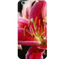 Flower Close-up iPhone Case/Skin
