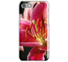 Flower Close-up iPhone Case/Skin