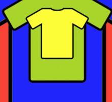 Shirt-ception Sticker