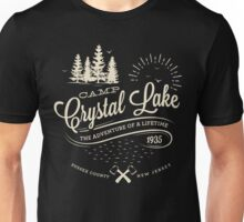 Camp Crystal Lake Unisex T-Shirt