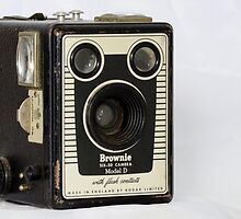 Old Box Camera by Doug Miller