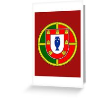 Portugal - Euro 2016 Champions Greeting Card