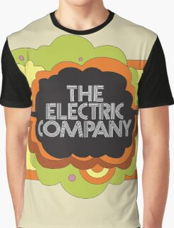 Electric Company Graphic T-Shirt