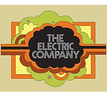 Electric Company Photographic Print