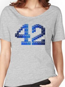 TARDIS in 42 Women's Relaxed Fit T-Shirt
