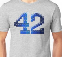 TARDIS in 42 Unisex T-Shirt