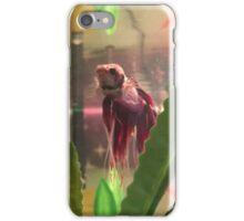 Dean The Betta Fish iPhone Case/Skin