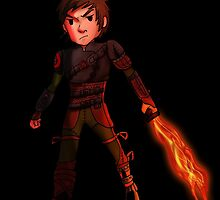 Hiccup by Fenlaf