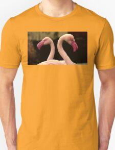 Flamingo Love Unisex T-Shirt