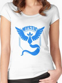 Team Mystic - Pokemon Go Women's Fitted Scoop T-Shirt
