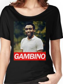 Gambino Women's Relaxed Fit T-Shirt