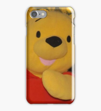 POO BEAR iPhone Case/Skin