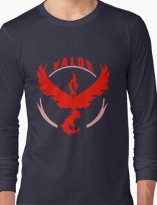Team Valor - Pokemon Go Long Sleeve T-Shirt