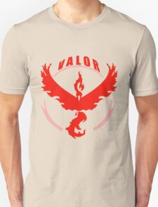 Team Valor - Pokemon Go T-Shirt