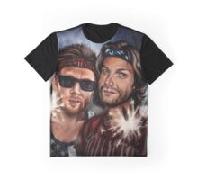 Happy Fourth of July from J2! Graphic T-Shirt