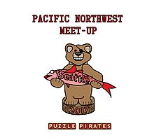Puzzle Pirates Pacific Northwest Meet-up Seattle 2017 Photographic Print