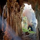 The Gomatong Caves by Vickie Burt