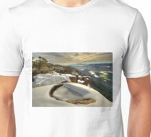 Ovens Valley from Mount Buffalo Unisex T-Shirt
