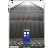 Stairway to TARDIS iPad Case/Skin