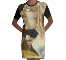 oh my dear shade Graphic T-Shirt Dress