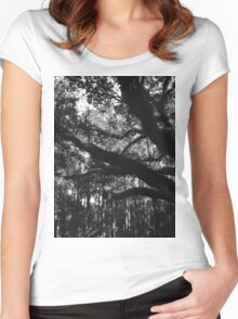 Southern Gothic Women's Fitted Scoop T-Shirt
