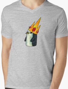 King Gunter Mens V-Neck T-Shirt