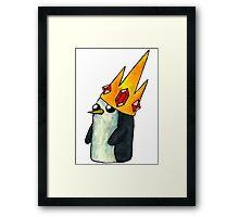 King Gunter Framed Print