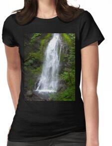 Marymere Falls Womens Fitted T-Shirt