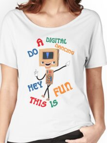 Digital world Colin Women's Relaxed Fit T-Shirt