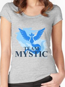TEAM MYSTIC | Pokémon GO Women's Fitted Scoop T-Shirt
