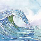 The Ocean's pulse by Maree Clarkson