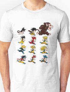 super saiyan goku shirt - RB00041 Unisex T-Shirt