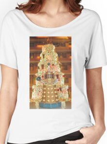 Dalek Christmas Women's Relaxed Fit T-Shirt