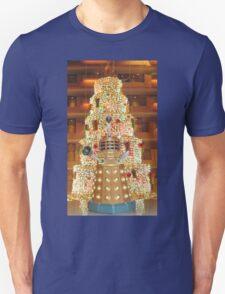 Dalek Christmas Unisex T-Shirt
