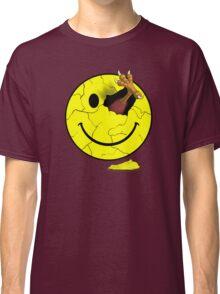 Happy chicken leg face Classic T-Shirt