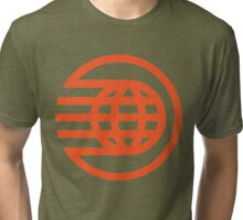 Spaceship Earth Tri-blend T-Shirt