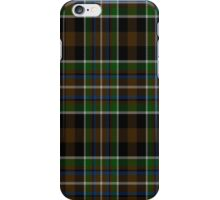 02347 Bronx County, New York Fashion Tartan  iPhone Case/Skin