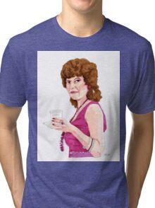 Just Call Me Billie Adrienne Barbeau Tri-blend T-Shirt