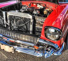 Whole Lotta Engine by Adam Bykowski