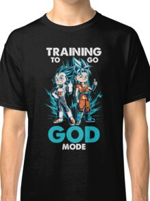 super saiyan vegeta goku god mode - RB00011 Classic T-Shirt