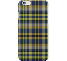 02345 Suffolk County, New York Fashion Tartan  iPhone Case/Skin