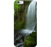 Waterfall of the Pacific Northwest iPhone Case/Skin