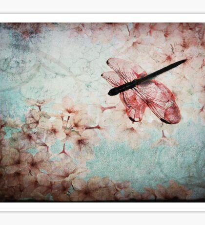 Spring's Nectar Sticker