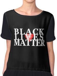 Black Lives Matter 2 Chiffon Top