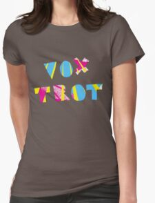 Voxtrot Logo Womens Fitted T-Shirt