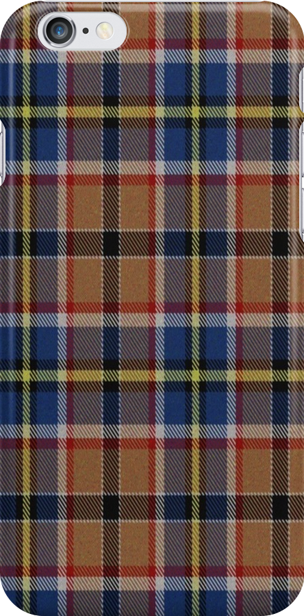 02340 Bexar County, Texas Fashion Tartan  by Detnecs2013