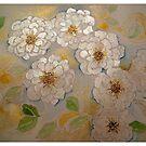 BLISSFUL ROSES 1  by Gea Austen